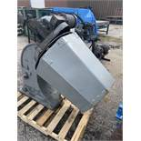 3 CU. FT. HENDERSON TILTING POWERED BARREL PARTS TUMBLER - $20.00 Rigging Fee Due to Onsite Rigger -