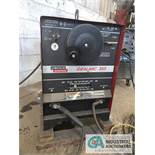 LINCOLN ELECTRIC IDEALARC 250 WELDER - $20.00 Rigging Fee Due to Onsite Rigger - Located in
