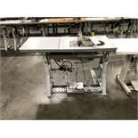 Pegasus Overlock Sewing Machine, Type: M632-70-5X5