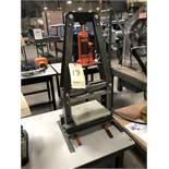 "4 Ton Hydraulic Press, 10-1/4"" Between Uprights, 7-3/4"" F to B"