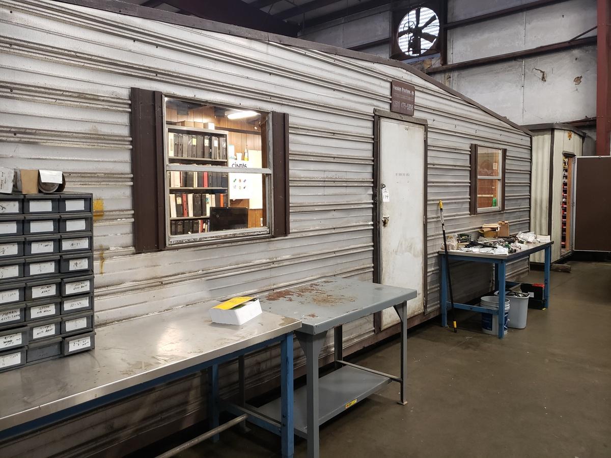 10' X 30' Portable Storage Building