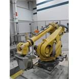 2011 Fanuc R-2000iB/125L Servo Robot