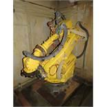 2012 Fanuc R-2000IB 210WE Servo Wash Robot
