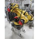 2011 Fanuc R-1000iA/80F Servo Robot