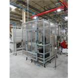 2012 Hommel-Etamic Jenoptik T8000 Surface Finish Measurement Machine