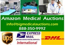 Amazon Medical Auctions