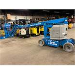 MINT 2008 Genie Boom Lift model Z-34/22N with 34' high with LOW hours