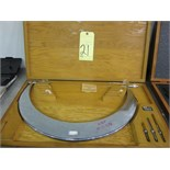 "Lot 21 - ANVIL MICROMETER, TUMICO, 16"" to 20"""