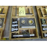 Lot 61 - ELECTRONIC HOLE MICROMETER SET