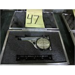 Lot 47 - LEAD GAUGE, ALLEN