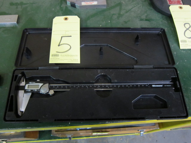 Lot 5 - ELECTRONIC CALIPER, WESTWARD 12""