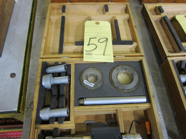 Lot 59 - ELECTRONIC HOLE MICROMETER SET