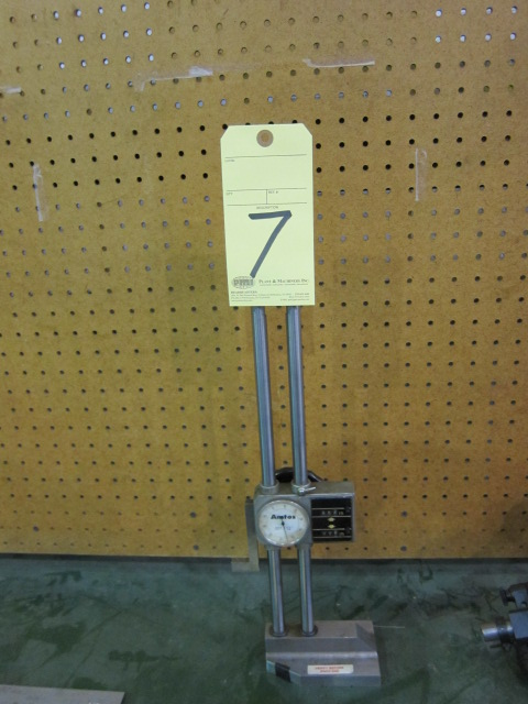Lot 7 - HEIGHT GAUGE, AMTOS 12""