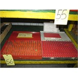 Lot 56 - LOT OF PIN GAUGE SETS (3), assorted