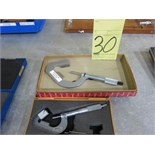 Lot 30 - LOT OF ANVIL MICROMETERS (2)