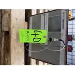 2004 PBI Dansensor Combi Module Vacuum In-Line Oxygen Analyzer, Model 9100-6, S/N 33040626, 207 -