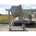 2002 COMAT Salt Dosing Barrel, Model SSB 300-R, S/N 4393 (Part Of Combination)