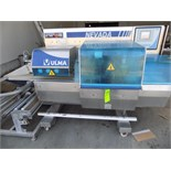 2004 Ulma Nevada LS Horizontal Flow Wrapper, S/N 1600022 with Reels for Film, Control Panel VT565W