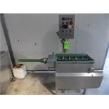 Dima Twin Screw Mozzarella and Soft Cheese S/S Auger with Outlet Nozzle, Control Panel including (2)