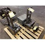 (3) DUAL POST SPRING LOADED PRESS FIXTURES