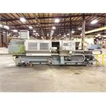 1991 MORI-SEIKI TL-40A HORIZONTAL CNC LATHE, 12'' BED, HYDRAULIC STEADY REST,SPINDLE TAILSTOCK &