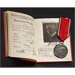 Lot 7439 - Reichsminister des Innern Dr. Wilhelm Frick - Ehrenzeichen vom 9. November 1923 (Blutorden) mit