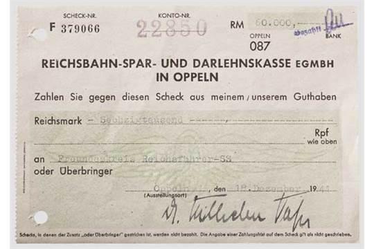 Risultati immagini per FREUNDESKREIS REICHSFÜHRER-SS