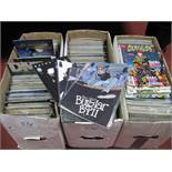 In Excess of Four Hundred Modern Comics, by DC, Marvel, Image, Vertigo and other including JSA,