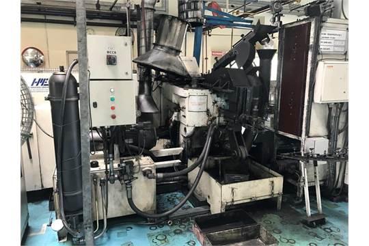 Herlan Model P10 Horizontal Impact Extrusion Press with 620