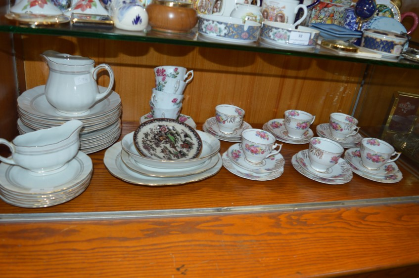 Lot 33 - Large Collection of Pottery Including a Dubarry Fi
