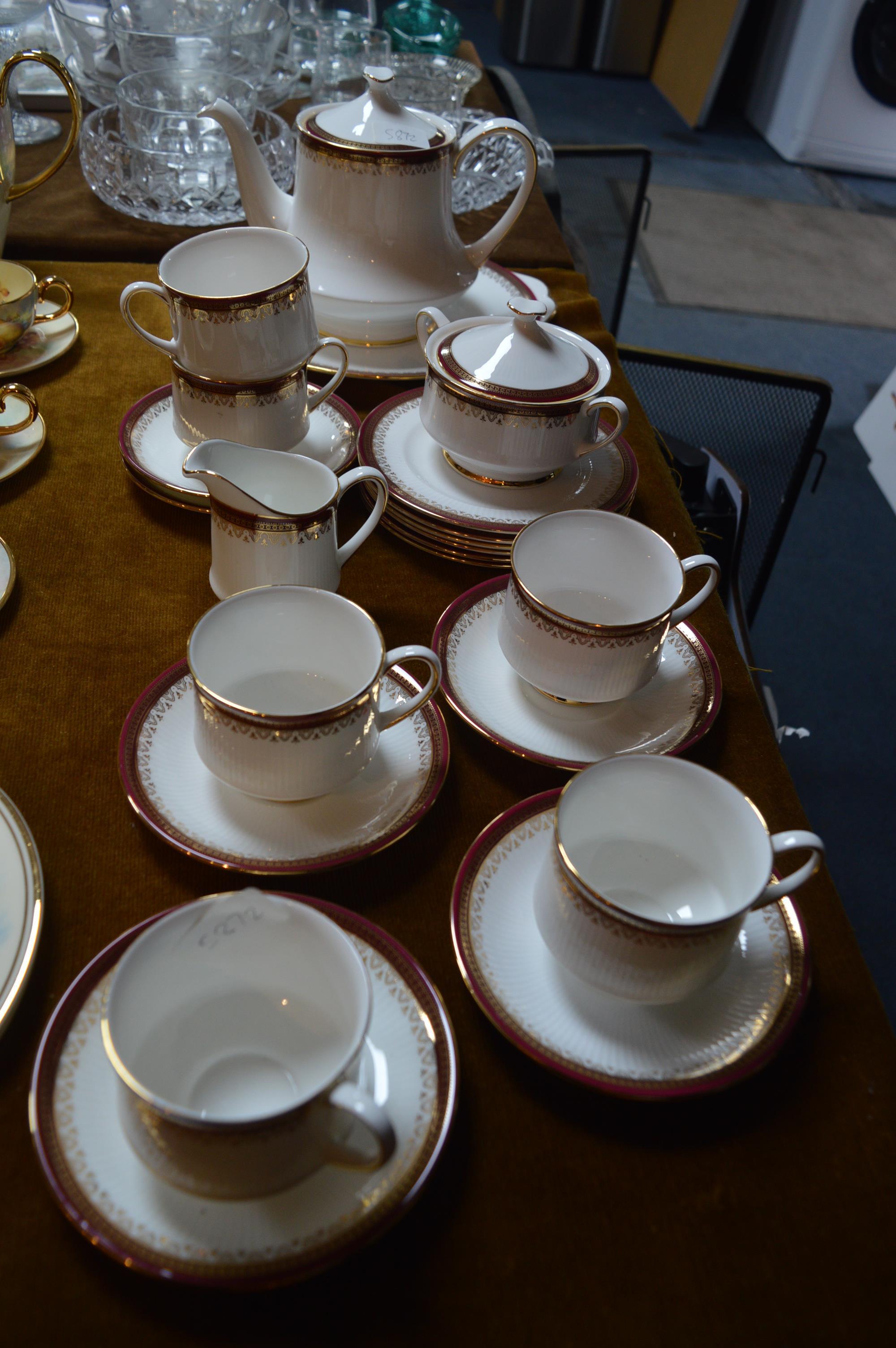 Lot 97 - Paragon Tea Set