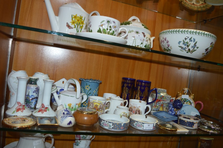 Lot 32 - Large Collection of Assorted Pottery Items Includi