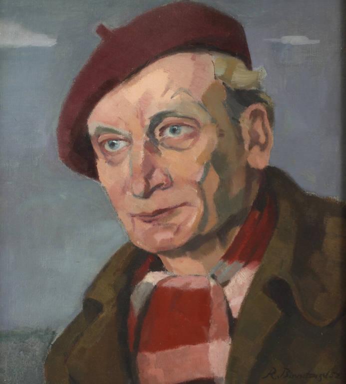 Gottfried Fischer richard birnstengel portrait gottfried fischer gravelius kopfstück