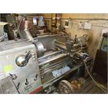 Colchester Mascot 1600 centre lathe (Machine number: 770209-15197DD) with quick release tool post, 4