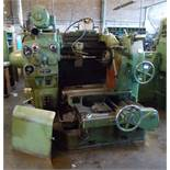 Sykes Type C52 gear shaper *Please note, purchasers must drain the machines of oil, and remove