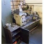 Harrison M300 centre lathe (Machine number: 313619) with quick release tool post, with Goodwin