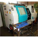 Colchester Tornado 200 CNC lathe (Serial Number: C20241, Year: 1995), with Fanuc Series OT control