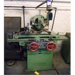 Jones and Shipman cutter / grinder (Machine number: 5952), with DCE Drytex Mk2 mobile extractor