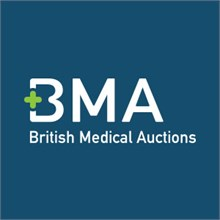 British Medical Auctions logo