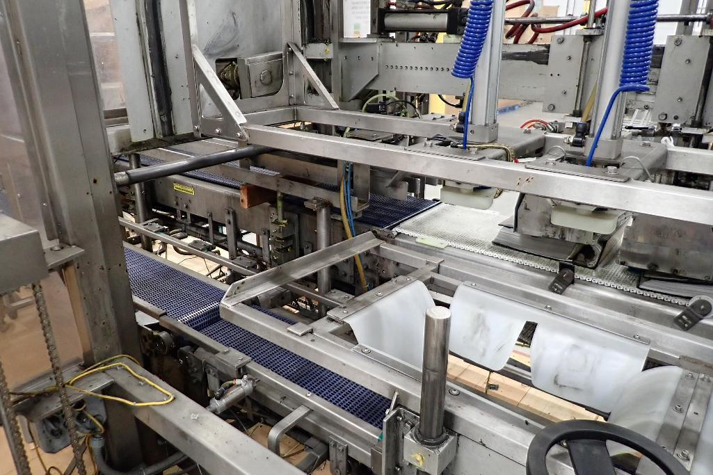 Lot 823 - Osgood cup packer that goes with cup filler, controls. - ** Located in Buckner, Kentucky ** Rigging
