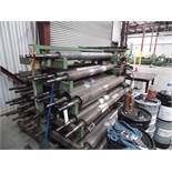 ROLLERS FOR PAINTING LINE