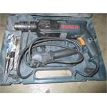 Bosch Model 0 601 194 639 Rotary Hammer Drill