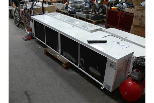 A Kelvion Searle KME175-6AL-4 commercial Evaporator  Please