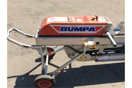 053362} MACE BUMPA PORTABLE CONVEYOR/LIFTER 110V - 10M