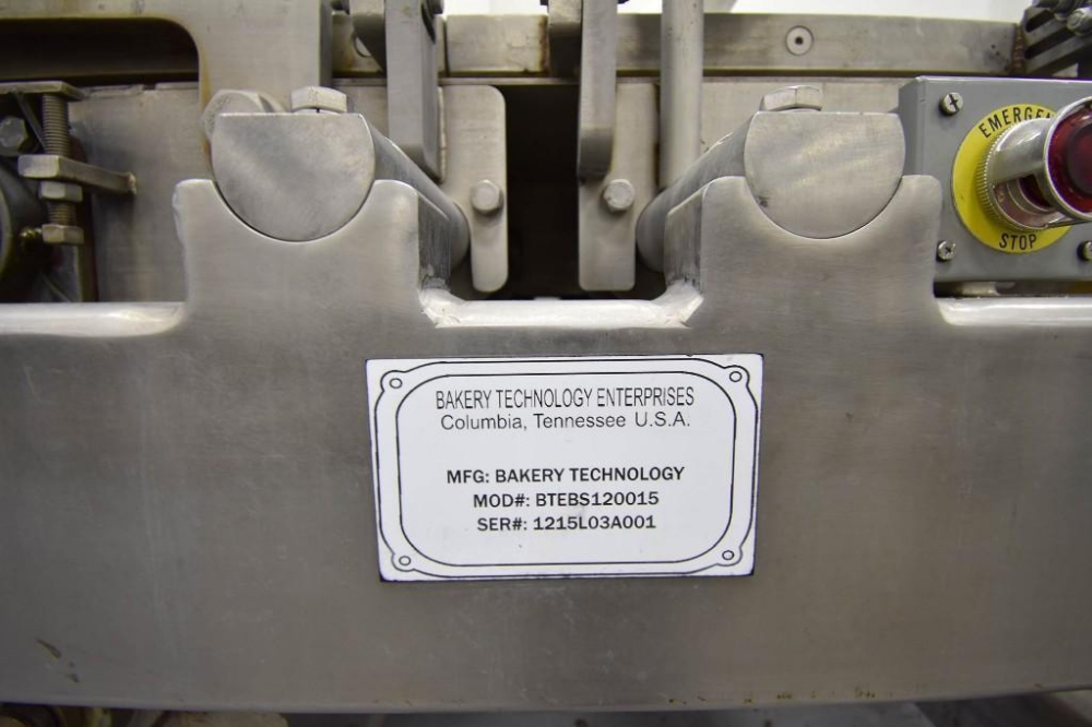 """Lot 126 - 48"""" Teflon Extruder and Slab roller"""