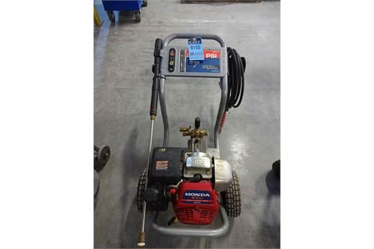 2 750 Psi Excell Model X52750 6 Hp Honda Gas Portable