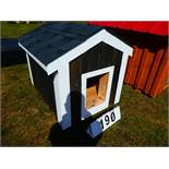 """30""""X40"""" DOG HOUSE - NOT INSULATED"""