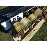L/O LOAD BOOMER & WEB RATCHET WINCHES FOR HIGHWAY TRAILER