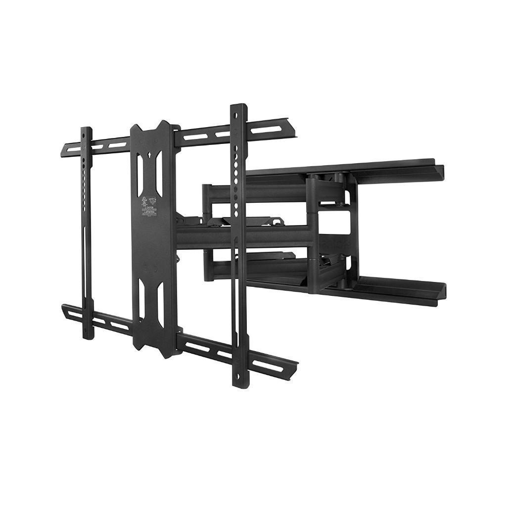 Lot 110 - NEW KANTO Full Motion Flat Panel TV Mount, Black M/N PX600