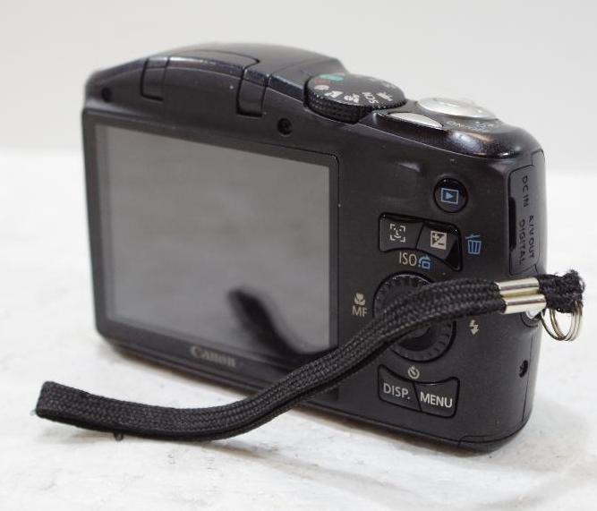 Lot 108 - CANON Powershot Black Digital Camera M/N SX130is